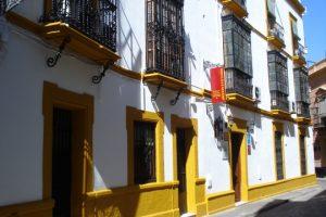 Fachada B&B Naranjo Sevilla