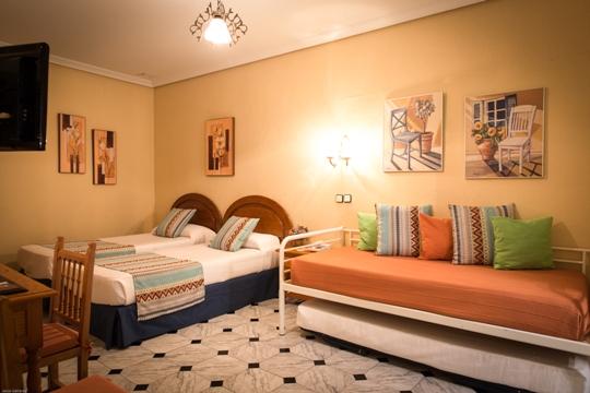 Habitacion B&B Naranjo Sevilla